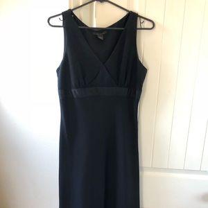 Limited size 8 dress black